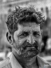 Ball0on Seller (FahadAnsariPhotography) Tags: street pakistan portrait photography nikon karachi poorpeople balloonseller fahadansariphotography