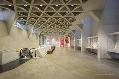 National Gallery of Australia (Adam Dimech) Tags: building art concrete gallery interior australia canberra act brutalism brutalist nga australiancapitalterritory nationalgalleryofaustralia bétonbrut