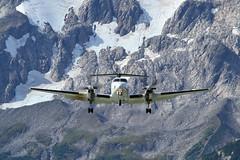 Skagway (320-ROC) Tags: alaska skagway beechcraft kingair pagy beechcraftkingair sgy skagwayairport