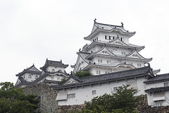 Himeji Castle (Johnnie Shene Photography(Thanks, 1Million+ Views)) Tags: world old travel people white colour macro building castle heritage tourism japan horizontal architecture canon lens photography eos rebel dc site ancient focus scenery kiss exterior place angle image fort outdoor no famous low scenic sigma style tranquility artificial scene tourist structure himeji destination modified osaka 1770 fortress tranquil adjustment built attraction freshness foreground selective x5   fragility 284   650d t4i 1770mm f284