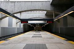 BART Station (Photographing Travis) Tags: underground subway publictransportation bart trainstation sanbruno