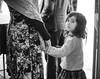 Joining. (Maka Ekadasi) Tags: family blackandwhite canon photography hands union t5 joining holdhands takinghands