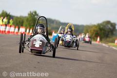 Elutec1, Elutec * / Greenpower Bedford Regional Heat 2015 (mattbeee) Tags: students electric race bedford stem education engineering racingcar 280 autodrome greenpower