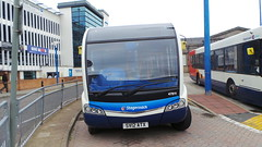 Stagecoach Inverness Optare Solo SR 47811 (SV12 ATX) (LiamLeylandOlympian2015) Tags: uk bus buses scotland highlands united kingdom s solo stagecoach inverness optare
