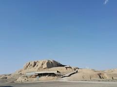 تپه های سیلک - کاشان،اصفهان  sialk hills (sara.sfr) Tags: