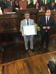 Entrega do Título de Cidadão Niteroiense