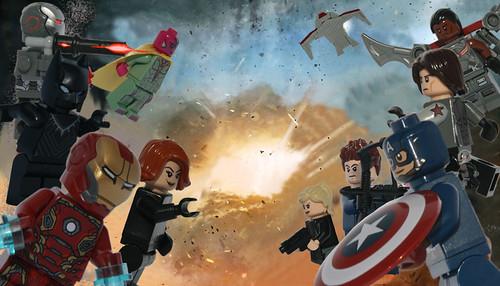 Flickriver: Random photos from Lego Captain America: The