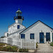 Old Point Loma Lighthouse - painterly version