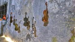 Madrid, Trannies and Telescopes (The Lilac Bonzai) Tags: madrid art sunshine cake pine fun drag graffiti paint cone tranny pendulum royalobservatory violins piller telscope herschal
