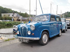 Austin, A35 estate (Royaume-Uni, 1956 - 1962) (Cletus Awreetus) Tags: uk car vintage austin automobile estate unitedkingdom voiture collection bmc a35 grandebretagne voituredecollection voitureancienne