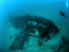 Midnight Hour Shipwreck, Catalina Island (kteich) Tags: california island catalina scuba diving shipwreck midnighthour