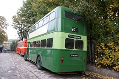 574CNW (peeler2007) Tags: bus daimler 574cnw
