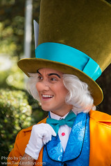 Mad Hatter (Near Mad Tea Party)