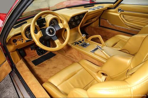Lamborghini Miura Jota SVR