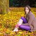 Mirka in Fall