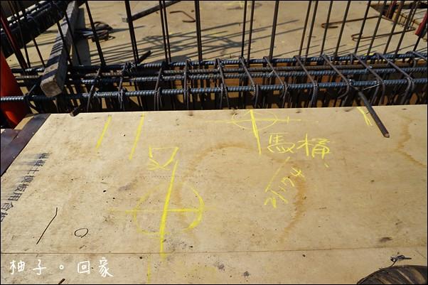 1樓板模隔間水電鋼筋完成7