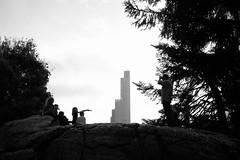 (a.cadore) Tags: nyc newyorkcity blackandwhite bw zeiss landscape centralpark candid uptown fujifilm xt1 biogont2828 zeissbiogon28mmf28 fujifilmxt1