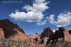 "Kolob Canyons with Nagunt Mesa • <a style=""font-size:0.8em;"" href=""http://www.flickr.com/photos/63501323@N07/22889574520/"" target=""_blank"">View on Flickr</a>"