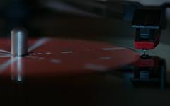 when music stops (Matiluba) Tags: red music needle recordplayer lp vinile nikond300s
