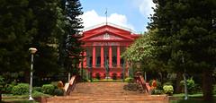 Attara Kacheri (Karnataka High Court), Bangalore (Amit Nadgeri) Tags: red court photography high bangalore karnataka amit nikond3200 kacheri attara nadgeri