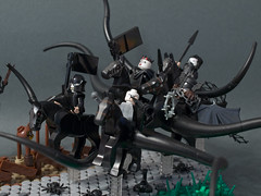 Wild hunt (crises_crs) Tags: lego spirit ghost fate demon wildhunt zbudujmyto
