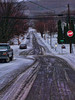 STOP If you can (shottwokill) Tags: pa winter scenic pennsylvania slush roads snow ice v550 stop downhill