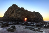 Sunset at Pfeiffer Beach (Dave Miller Photography) Tags: pfeifferbeach sunset keyholearch bigsur