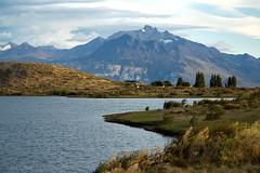 Estancia on Lago Argentino  (Explored) (cheryl strahl) Tags: southamerica argentina patagonia losglaciaresnationalpark calafate lakeargentino ranch estancia andes mountains lake explored flickrexplore breathtakinglandscapes
