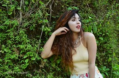 DSC_1535 (albertmagpile) Tags: mountain nature sceneries philippines 2017 style icon road photography nikon canon view tagaytay calaca matipok batangas green clean coconuttree dress halterdress skirt longdress