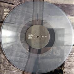 (michel banabila) Tags: soundyears transparent vinyl lp mix collage tapurecords banabila limitededition 020tr 33rpm
