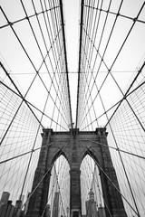 Brooklyn Bridge **EXPLORED** (.mushi_king) Tags: nyc newyork usa christmas family vacation brooklyn bridge acros fuji film simulation