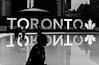 Untitled (Howard Yang Photography) Tags: toronto torontosign skatingrink nathanphillipssquare cityhall bw blackandwhite sonyrx1r