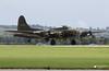 124485 / G-BEDF Boeing B-17G Flying Fortress 'Sally B', B-17 Preservation Ltd, RNAS Yeovilton, Somerset (Kev Slade Too) Tags: 124485 gbedf boeing b17 flyingfortress sallyb b17preservationltd egdy rnasyeovilton somerset