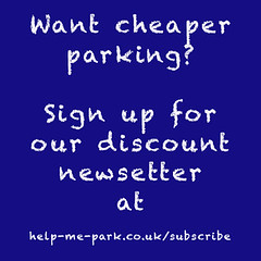 Discounts (help-me-park Gatwick Approved valet parking) Tags: gatwick gatwickmeetandgreetparking discount codes promo parking