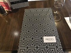 Photo of Prezzo menu