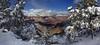 Bright Angel in white robes (Chief Bwana) Tags: az arizona grandcanyon grandcanyonnationalpark nationalparks snow brightangel brightangeltrail panorama psa104 chiefbwana explored 500views 1000views 2000views 3000views 4000views 5000views 6000views 7000views 2017fav