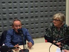 Entrevista Juan Péran en el programa Defora en acción