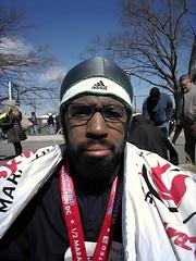 38.316: Rock 'n' Roll DC 1/2 Marathon complete (Mad African!: (Broken Sword)) Tags: 12marathon icecold blue rnrdc
