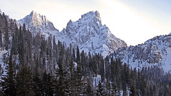 Pala group (Dolomites) (ab.130722jvkz) Tags: italy trentino alps easternalps dolomites palagroup mountains winter snowfall