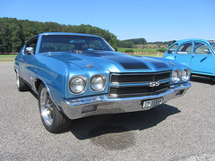 Chevrolet Chevelle SS, 1970 (v8dub) Tags: chevrolet chevelle ss 1970 chevy schweiz suisse switzerland bleienbach american pkw voiture car wagen worldcars auto automobile automotive old oldtimer oldcar klassik classic collector