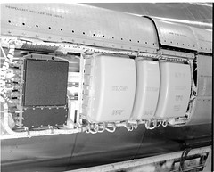 Atlas Collection Image (San Diego Air & Space Museum Archives) Tags: 1966 gyro gyroscope msconnector harness lacingcord lowerstagebattery fueldepletion propellant propellantutilization booster inverter centaur atlas invertor adelclamp safetywire