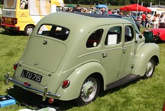 VINTAGE CAR  - Ford Prefect - see description please (rossendale2016) Tags: vehicle motor car old vintage ford prefect dagenham british market