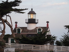 Pt Pinos Lighthouse (jimmywayne) Tags: california lighthouse pacific historic pacificgrove oldest pointpinos ptpinos