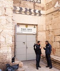 Border police (Alli.) Tags: canon eos 350d israel jerusalem 2015 borderpolice israelborderpolice