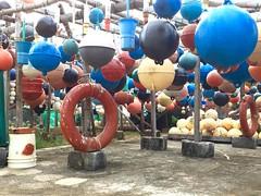 Floats (Wunkai) Tags: lifebelt balls hanging floats   nanliao