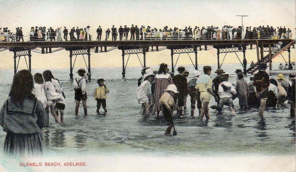 Australian urbanisation early 1900s