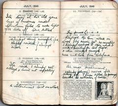 Week 28 July 6th  12th 1941 (richardmlevett) Tags: hurricane jerry malta b17 naples sicily blenheim convoy beaufort 1941 raf wimpy iti sliema valletta valetta airraid whitley luqa hmsnaiad wardiary takali siegeofmalta