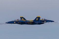 Blue Angels (pointnshoot) Tags: canonef300mmf28lisiiusm canonextenderef2xii f18 blueangels sanfranciscofleetweek2015 aquaticpark sanfranciscofleetweek fleetweek2015