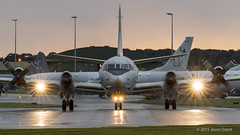 60+07 P-3C Orion German Navy (Sonic Images) Tags: aircraft navy german maritime orion warrior patrol joint raf 152 lossiemouth mpa 6007 2015 p3c
