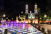 Chess (Xavy Vp) Tags: city church fountain mexico ic nikon fuente chess iglesia puebla ajedrez interchange vp xavy 1224mmf4 d7100